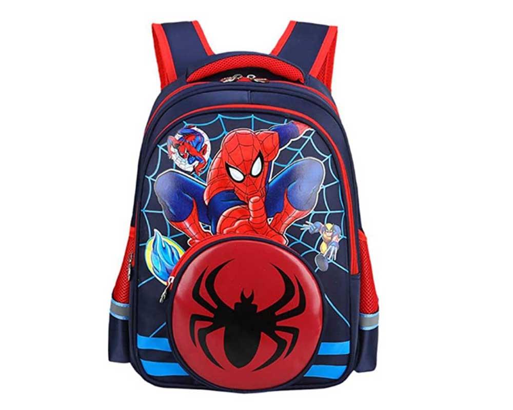 Mochila escolar para niños CDREAM Spiderman
