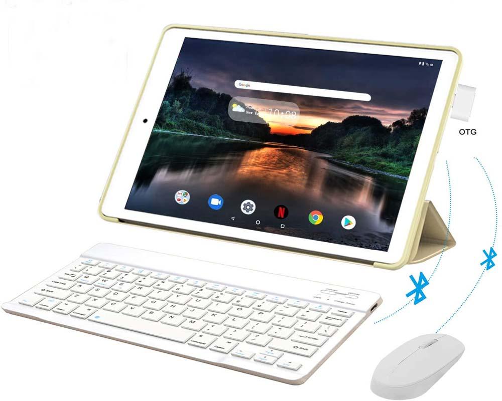 Tablet para estudiantes DUODUOGO G12