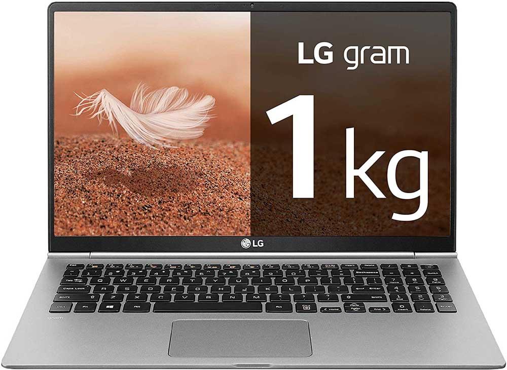Portátil de 15 pulgadas LG gram 15Z990-V