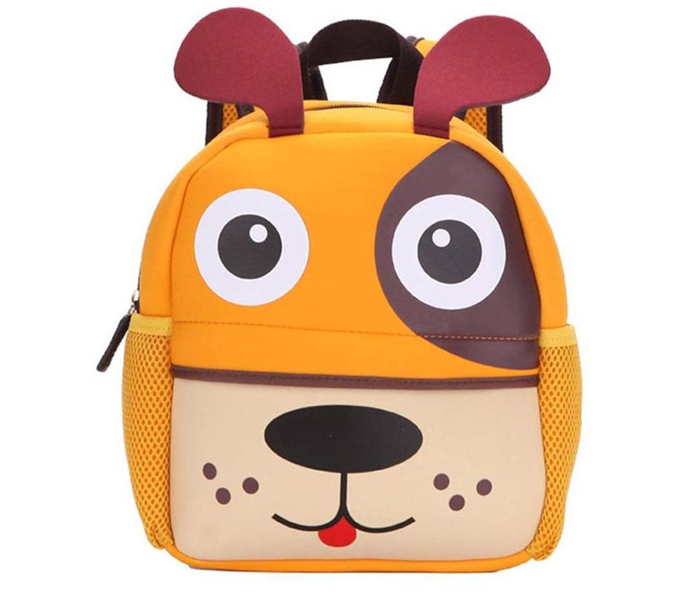 Mochila escolar para niños Litthing Cachorro