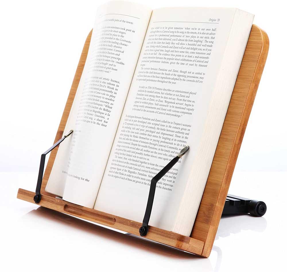 Atril para estudiar Readaeer Bambú