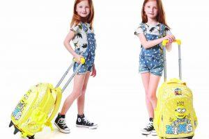 Las 10 mejores mochilas escolares con ruedas